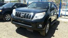 Toyota Landcruiser prado TX with sunroof 2009l.Buy on hire-purchase!