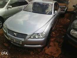 Toyota mark X on sale