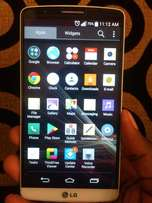 LG G3 32GB Three month used good as new scratch free