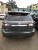 Tokunbo 2013 Lexus Rx350 Full Optioned Up 4Grabs