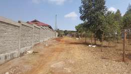50x100 Plot for Sale at Kikuyu-Mugumoini