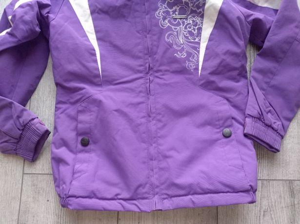 d0141ec4bd3fa kurtka narciarska zimowa OUTHORN rozmiar 140 Komorniki - image 7