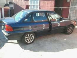 Opel astra 1.6is forsale or swop