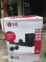 LG HT3585 Home Theatre sound system