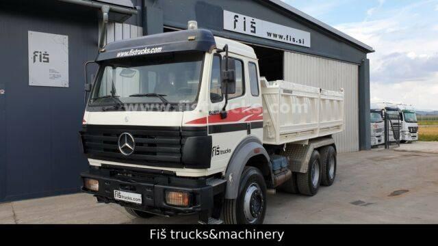 Mercedes-Benz SK 2638 K 6X4 - 2019