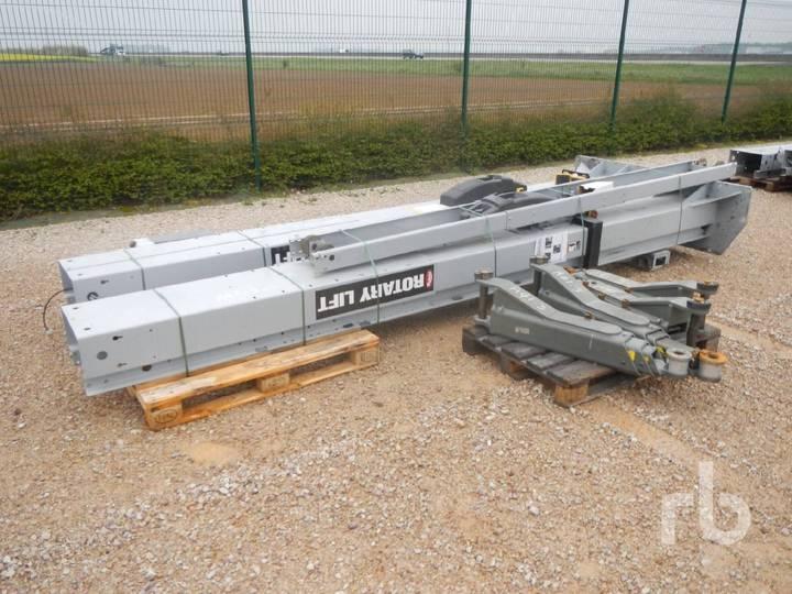 SPO65E-LWB 6500 Kg Hydraulic - 2013
