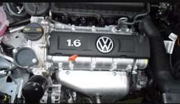 Polo 1.6 Engine