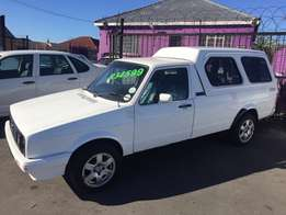 VW Caddy 1.8