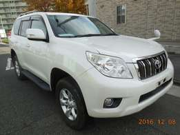 Tx 2010 model pearl white kcl
