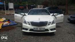 Used Mercedes E250 KCK