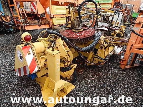 bucher  frontbesen mittelbesen hydrauli - 1991