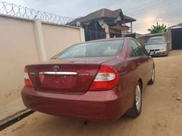 Toyota camry 2003 Toks very clean in nd out nothing to fix just buy