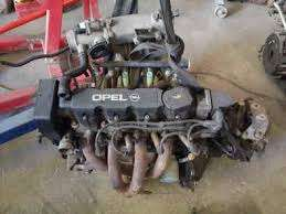 wanted 2006 opel corsa gamma 1.4 sub assembly