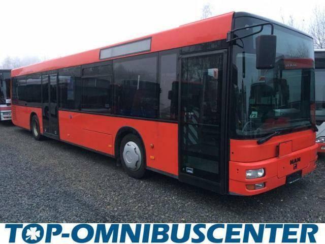 MAN A 20 u002FEuro 3, Schaltgetriebe, TOP-ZUSTAND - 2003