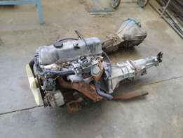 Datsun 1600 engine