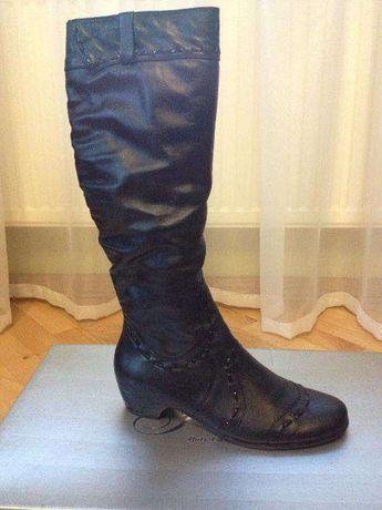 5a3b97e64ff631 Зимові шкіряні чоботи