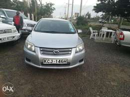 Toyota Fielder 2009 Model In Immaculate condition