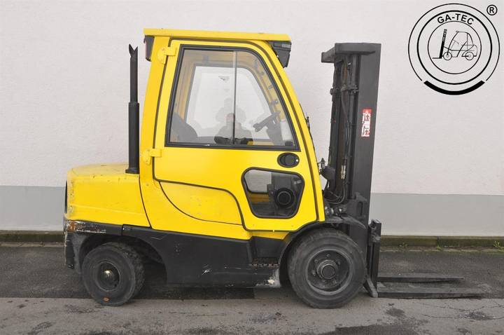 Hyster H3.5FT - 2007 - image 5