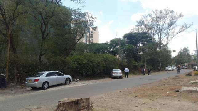 Land for Sale in Upper Hill Nairobi CBD - image 1