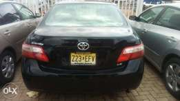 Clean Tokunbo Toyota Camry 2008