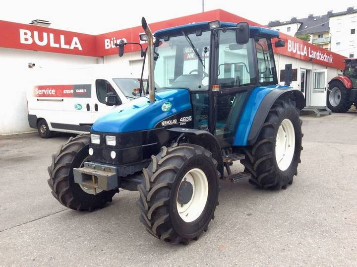 New Holland l 65 dt / 4835 de luxe - 1998