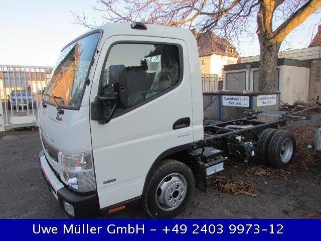 Fuso Canter 3C15 AMT Fahrgestell - 2018