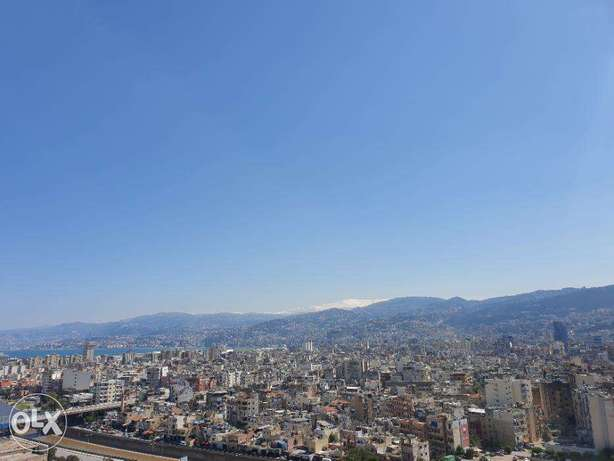 Brand new rooftop with panoramic sea&mountain view 4 sale in Achrafieh