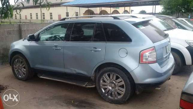 Fairly used ford edge jeep Port-Harcourt - image 4