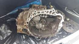 2008 2.0 d4d Toyota Corolla Professional gearbox