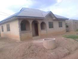 3 Bedroom Flat Bungalow For Sale at Olude area, Okeonti, Osogbo