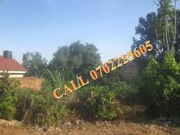 Suitable plot for sale in kyaliwajjala at 100m