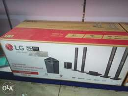 Lg 655 home theatre on offer