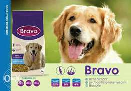 Affordable Dry Food for Pupies and Mature Dogs