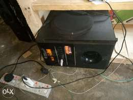 Sayona woofer 3in1.in good condition just used for three mo