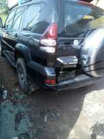 Very clean registered toyota prado