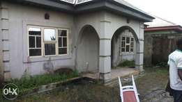 Modern Bungalow for Sale in Port Harcourt N12m!