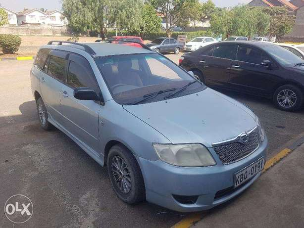 Toyota Fielder for SALE South C - image 2