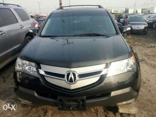 Very sharp foreign used 2009 Acura MDX. Tincan cleared Apapa - image 3