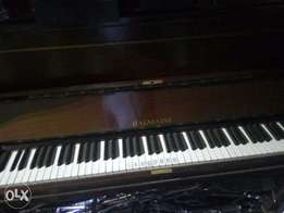 Korg and Upright piano