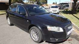 2006 Audi A4 2.0 TDI AVANT B7 in good condition