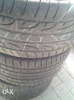 2nd hand tyres for X6 or Range rover sport
