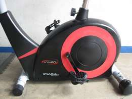 Trojan exercise bike in excellent condition. R1350