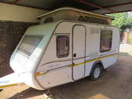 Caravan: Gypsey Rapier Blue Series