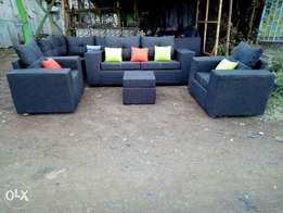 ELEGANT 5seaters hardwood Lssofas*free delivery**