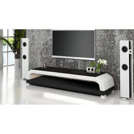 Poise Leather TV Stand 6ft (Reference: fx138wk) Ikeja - image 1