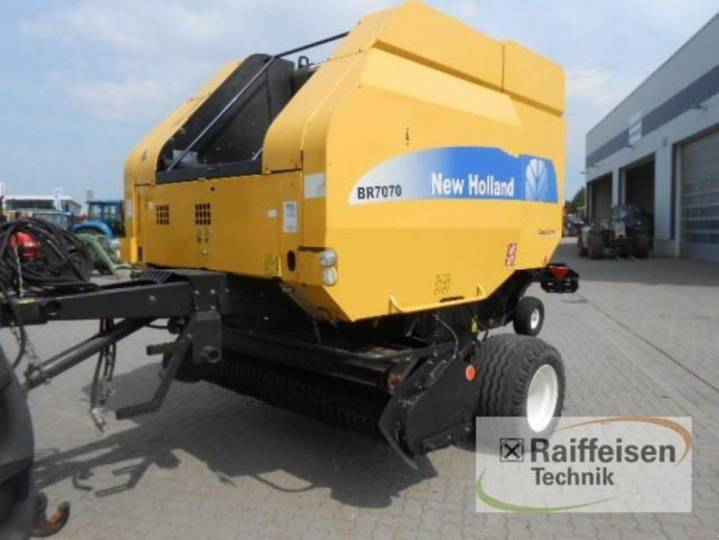 New Holland br 7070 - 2008
