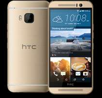HTC One M9 4G LTE 20MP Camera Smartphone Gold