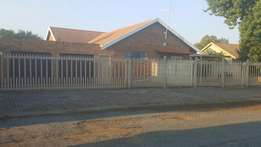 Vaalpark: 3 Bedroom house to rent