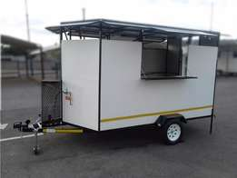 Buy a Fast Food Trailer and get a FREE solar system for only R36490!