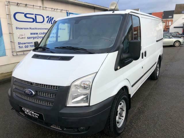 Ford Transit 2.2 TDCI 330M 85 KW L2H1 SIDEDOORS X2 - 2011